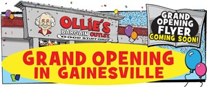 Gainesville, FL Grand Opening 10/25/17!