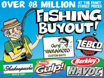Biggest Fishing Buyout Ever
