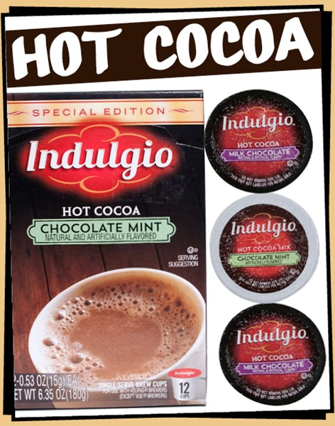 Hot cocoa k-cups™